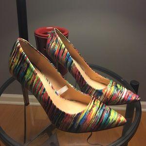Super fun heels for date night!